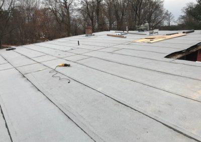 White gran Elkins Park 15 year maintenance free warranty